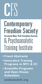The Psychoanalytic Training Institute of the Contemporary Freudian Society
