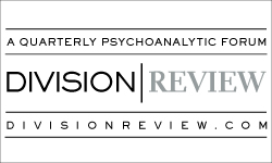 Quarterly Psychoanalytics Division Review